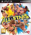 Car�tula oficial de de WWE All Stars para PS3