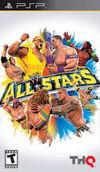 Car�tula oficial de de WWE All Stars para PSP