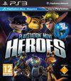 Car�tula oficial de de PlayStation Move Heroes para PS3
