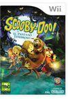 Car�tula oficial de de Scooby-Doo! and the Spooky Swamp para Wii