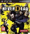 Car�tula oficial de de NeverDead para PS3