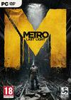 Car�tula oficial de de Metro: Last Light para PC