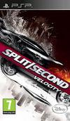 Car�tula oficial de de Split/Second: Velocity para PSP