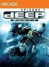 Car�tula oficial de de Deep Black - Episode 1 para Xbox 360