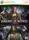 Car�tula oficial de de Deadliest Warrior XBLA para Xbox 360