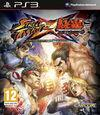 Car�tula oficial de de Street Fighter X Tekken para PS3