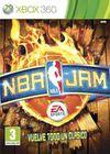 Cartula oficial de de EA Sports NBA Jam para Xbox 360
