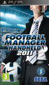 Car�tula oficial de de Football Manager Handheld 2011 para PSP