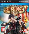 Car�tula oficial de de BioShock Infinite para PS3