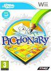 Car�tula oficial de de Pictionary para Wii