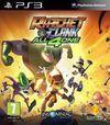 Ratchet and Clank: Todos para uno para PlayStation 3