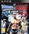 Car�tula oficial de de WWE: Smackdown vs. RAW 2011 para PS3