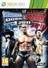 Car�tula oficial de de WWE: Smackdown vs. RAW 2011 para Xbox 360