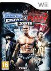 Car�tula oficial de de WWE: Smackdown vs. RAW 2011 para Wii