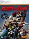 Car�tula oficial de de Bloody Good Time XBLA para Xbox 360