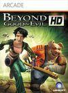 Car�tula oficial de de Beyond Good & Evil HD XBLA para Xbox 360