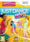 Car�tula oficial de de Just Dance Kids para Wii