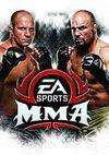 Cartula oficial de de MMA by EA Sports para iPhone