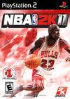 NBA 2K11 para PlayStation 2