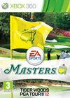 Cartula oficial de de Tiger Woods PGA TOUR 12: The Masters para Xbox 360