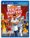 Cartula oficial de de Reality Fighters para PSVITA