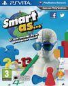 Car�tula oficial de de Smart As para PSVITA