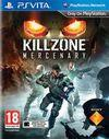 Car�tula oficial de de Killzone Mercenary para PSVITA
