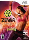 Cartula oficial de de Zumba Fitness para Wii