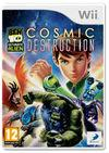 Car�tula oficial de de Ben 10 Ultimate Alien Cosmic Destruction para Wii