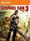 Cartula oficial de de Serious Sam 3: BFE XBLA para Xbox 360