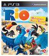Car�tula oficial de de Rio The Video Game para PS3