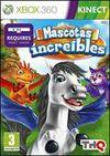 Cartula oficial de de Mascotas increbles para Xbox 360