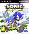 Car�tula oficial de de Sonic Generations para PS3