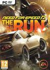 Car�tula oficial de de Need for Speed: The Run para PC