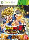 Car�tula oficial de de Dragon Ball Z Ultimate Tenkaichi para Xbox 360