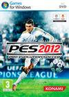 Car�tula oficial de de Pro Evolution Soccer 2012 para PC