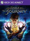 Cartula oficial de de Fable: The Journey para Xbox 360