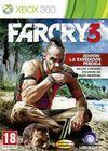 Car�tula oficial de de Far Cry 3 para Xbox 360
