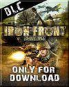 Car�tula oficial de de Iron Front � Liberation 1944 para PC