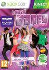 Cartula oficial de de Let's Dance para Xbox 360