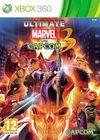 Car�tula oficial de de Ultimate Marvel vs Capcom 3 para Xbox 360