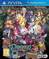 Car�tula oficial de de Disgaea 3: Absence of Detention para PSVITA