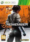 Car�tula oficial de de Remember Me para Xbox 360