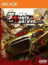 Cartula oficial de de Zombie Driver HD XBLA para Xbox 360