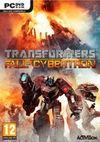 Cartula oficial de de Transformers: Fall Of Cybertron para PC