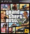 Car�tula oficial de de Grand Theft Auto V para PS3
