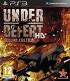 Car�tula oficial de de Under Defeat HD: Deluxe Edition para PS3