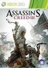 Car�tula oficial de de Assassin's Creed III para Xbox 360