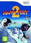 Car�tula oficial de de Happy Feet 2 para Wii