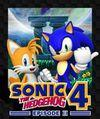 Car�tula oficial de de Sonic the Hedgehog 4: Episode II para PC